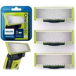 Philips QP230/50 – 3 Cuchillas de recambio para Philips OneBlade