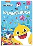 Baby Shark Wimmelbuch: Mit Rätselspaß