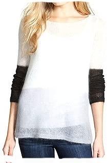 Italian Mohair Sweater Top S M MSRP $238.00