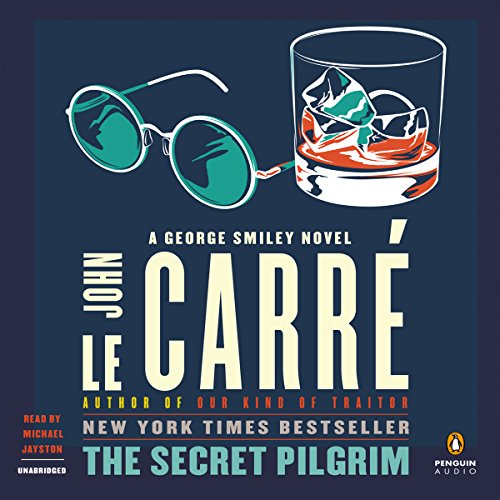 The Secret Pilgrim audiobook cover art