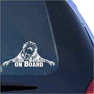 malinois decal