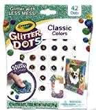 Crayola Glitter DOTS Classic Colors