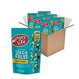 Enjoy Life Seed & Fruit Mix, Peanut Free Trail Mix, Soy Free, Nut Free, Gluten Free, Dairy Free, Non...
