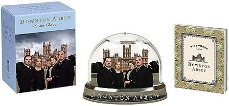 Downton Abbey Snow Globe (Miniature Editions)