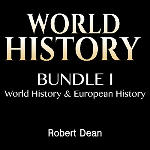 World History: World History, Europe audiobook cover art