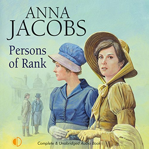 Persons of Rank audiobook cover art