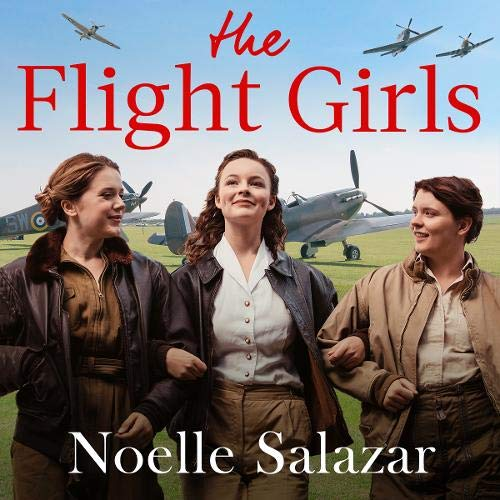 The Flight Girls  By  cover art