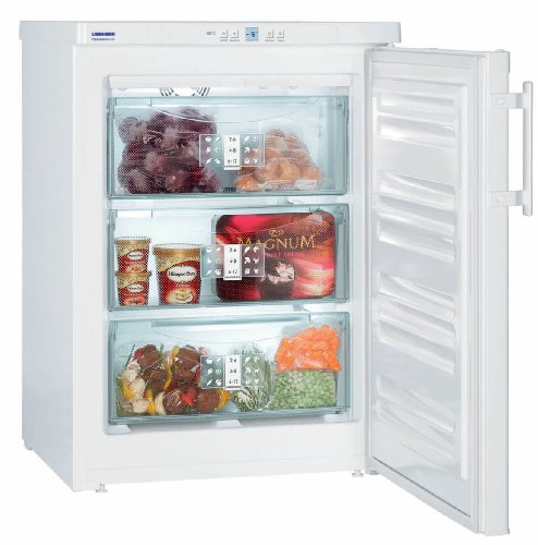 Liebherr GN 1066 Integrado Vertical Blanco 91 L A+ - Congelador (Vertical, 91 L, 14 kg/24h, SN-T, Sistema de descongelado, A+)