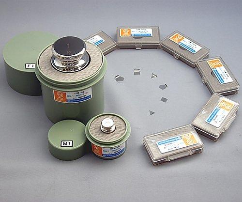 村上衡器製作所 標準分銅 F1級 200g 61-3511-67
