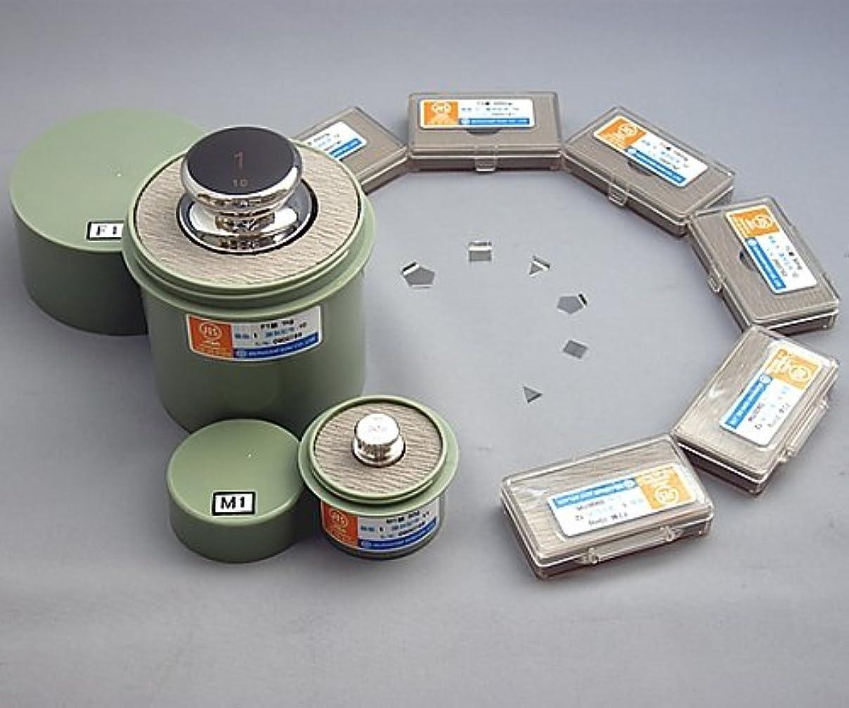 バーガー兄弟愛ファックス村上衡器製作所 標準分銅セット E2級 6kg 61-3512-69