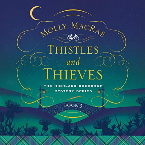 Thistles and Thieves cover art