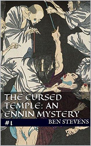 The Cursed Temple: An Ennin Mystery #1
