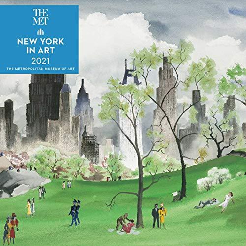 New York in Art 2021 Wall Calendarの詳細を見る