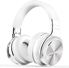 COWIN E7 PRO [Upgraded] Active Noise Cancelling Headphones Bluetooth Headphones with Microphone Wireless Headphones Over E...