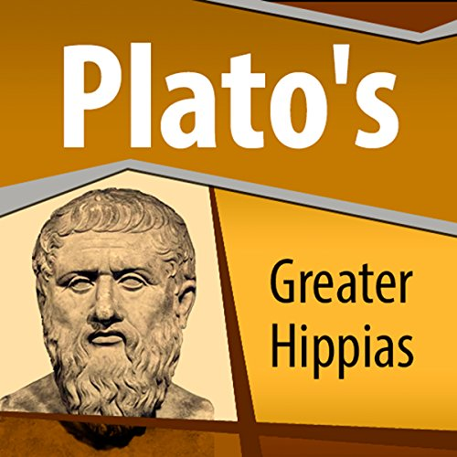 Plato's Greater Hippias audiobook cover art
