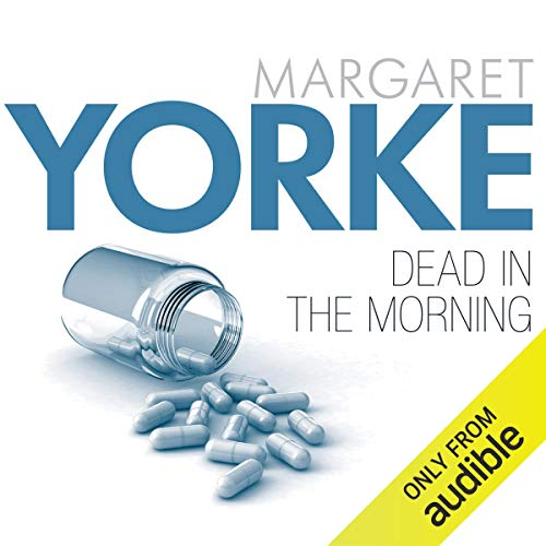 Dead in the Morning audiobook cover art
