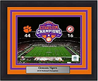 Clemson Tigers 2018 National Champions 8