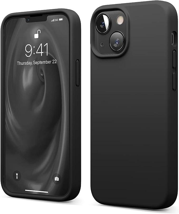 "15 opiniones para elago Silicona Líquida Funda Compatible con iPhone 13 Mini Case (5.4""), Silicona"