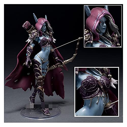 Letaowl Action figure 14cm Action Figure Toys Sylvanas Darkness Ranger Lady...
