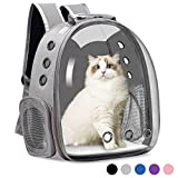 Vailge Cat Carrier Backpack, Pet Carrier Backpack Front Pack for Small Medium Cat Puppy Dog Carrier Backpack...
