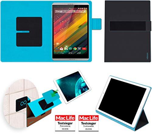 Hülle für HP Slate 6 VoiceTab Plus Tasche Cover Hülle Bumper | in Schwarz | Testsieger