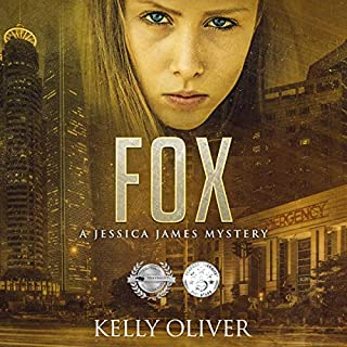 F.O.X. audiobook cover art
