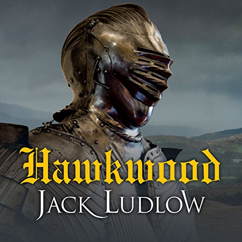 Hawkwood audiobook cover art