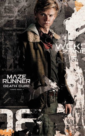 Import Posters Maze Runner : The Death Cure – Newt – U.S Movie Wall Poster Print - 30CM X 43CM