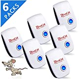 Best Mice Repellents - DivaCat 6 Pack Ultrasonic Pest Repeller Plug in Review