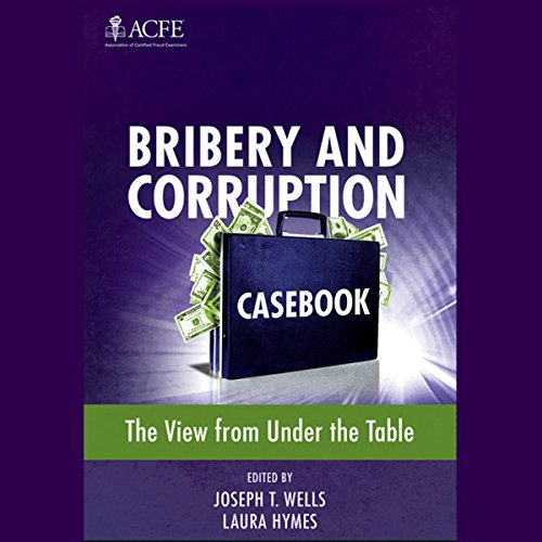 Bribery and Corruption Casebook  Audiolibri
