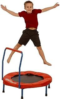 SOWOW Kangaroos 36 Kids Trampoline, Indoor Trampoline for Kids
