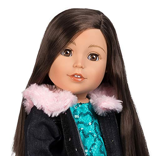 Adora Amazing Girls 18-inch Doll, ''Emma Sparkles'' (Amazon Exclusive)