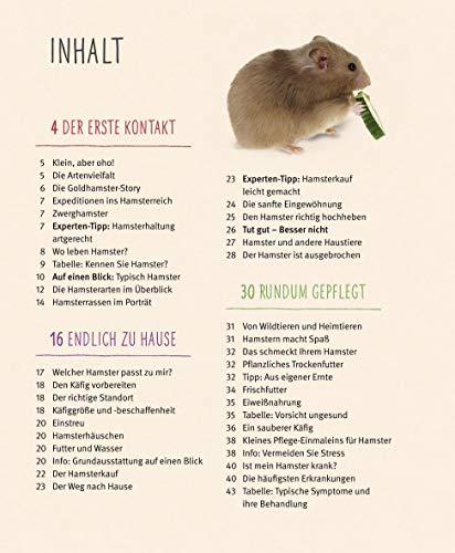 Hamster: Pflege-Einmaleins für kleine Solokünstler (GU Tierratgeber) - 3