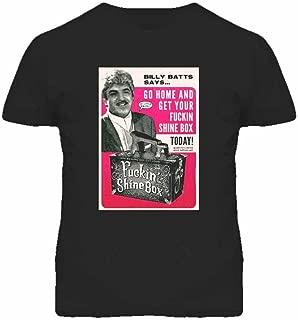 Tshirt Bandits Men's Billy Bats T-Shirt
