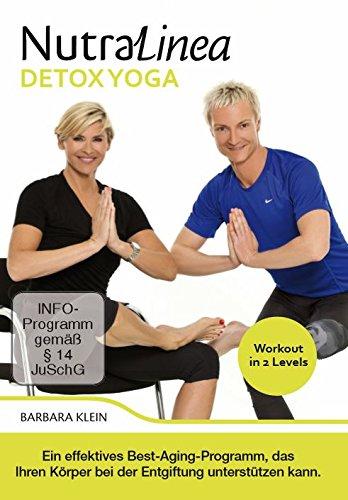 "NutraLinea® DVD ""DETOX YOGA"" – effektives Best-Aging-Programm, das Ihren Körper bei der Entgiftung unterstützen kann!"