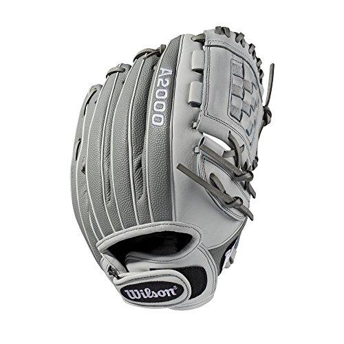 "Wilson A2000 P12 12"" Pitcher's Fastpitch Glove - Right Hand Throw"