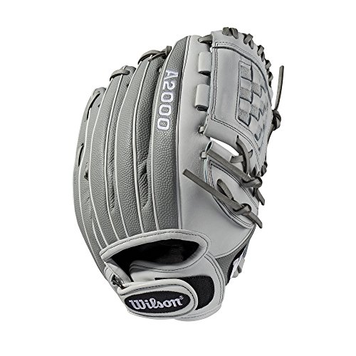 "Wilson A2000 P12 12"" Pitcher's Fastpitch Glove - Right Hand Throw"