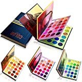 Makeup Palette Combination with 3 Layers All In One Makeup Set High Pigmented 72 Colors Pressed Powder Eyeshadow Color Shades Palette Make Up Eye Shadow