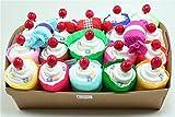 Mini Cupcake Chicco Tartas de pañales