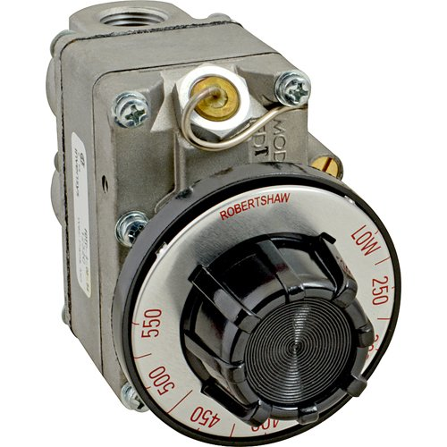 "WOLF FDTO Throttling Type 1 Thermostat Kit Low (200°) to 550°F with 54"" capillary 19313"