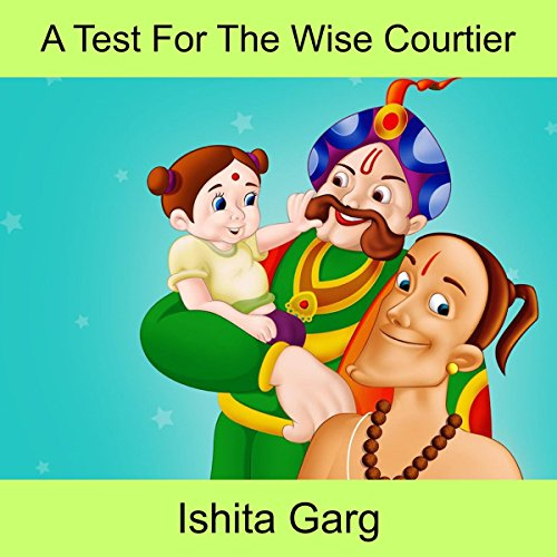 A Test for the Wise Courtier audiobook cover art