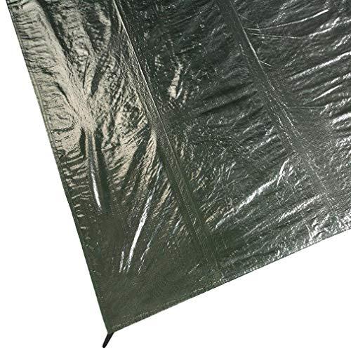 Vango Icarus 500 DLX Tent Footprint, Black, One Size