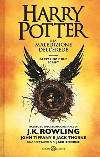Harry Potter e la maledizione dell'erede. Parte uno e due. Scriptbook