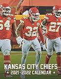 Kansas City Chiefs 2021-2022 Calendar