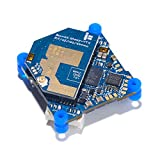 iFlight SucceX F4 12A Whoop 2-4S Flight Stack for Micro FPV Racing Drone Quadcopter (F4 12A AIO Flight Controller + PIT/25/100/200mW Whoop VTX)