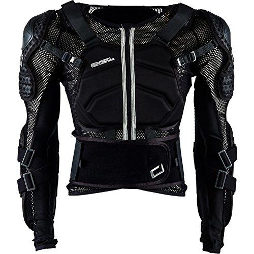 O'NEAL Underdog Iii Protector Jacket Protections de vélo pour enfant, Fille, 0571K-200, Noir , M