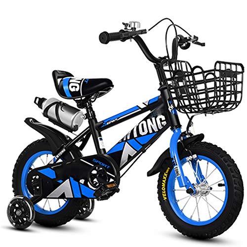YumEIGE fietsbanden voor kinderen 12 14 16 18 20 inch fiets 12 14 16 18 20 inch sneeuwvanger verdikte fiets kinderfiets met waterkoker en bekerhouder 2-12 jaar verkrijgbaar