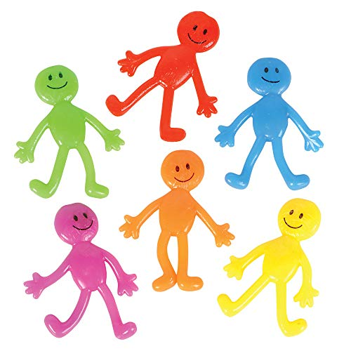 Stretchy Happy Face (12-pack)