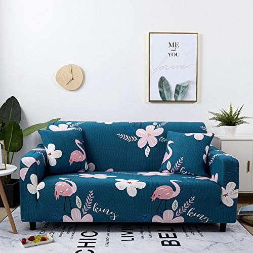 Fsogasilttlv Sofa Slipcover For Furniture Soft Durable 4 Seater,Stretch Sofa Cover Cotton Elastic Slipcovers, Sofa Towel Sectional Couch Cover L Shape For Living Room Z 235-300cm(1pcs)