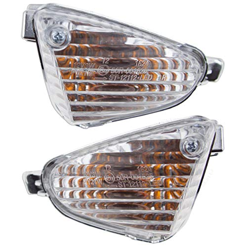 2008 GSXR600//750 Front Front Turn Signal Clear Lens for Suzuki 2006,2007